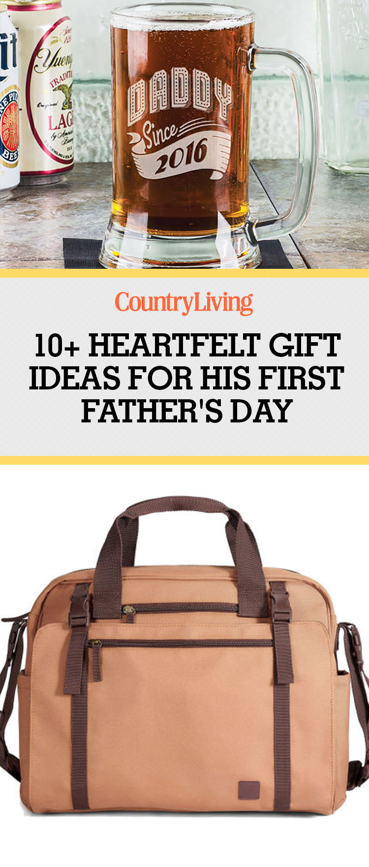 Gift Ideas For First Fathers Day Part - 38: Country Living Magazine