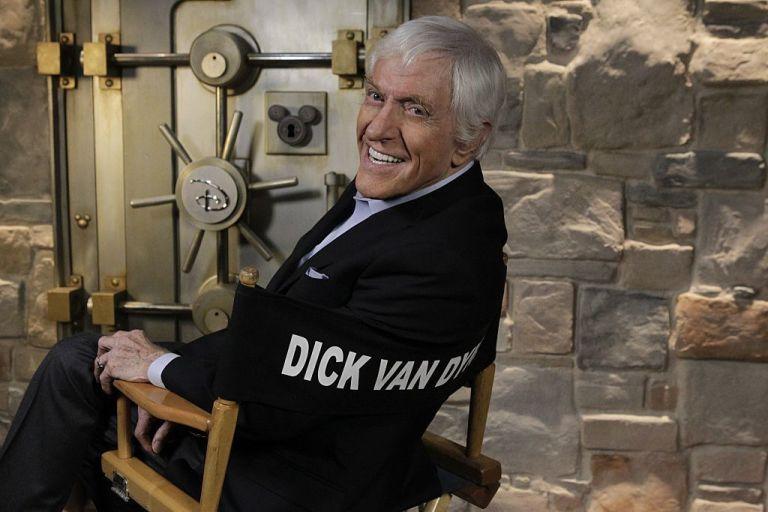 Dick Van Dyke in 2015