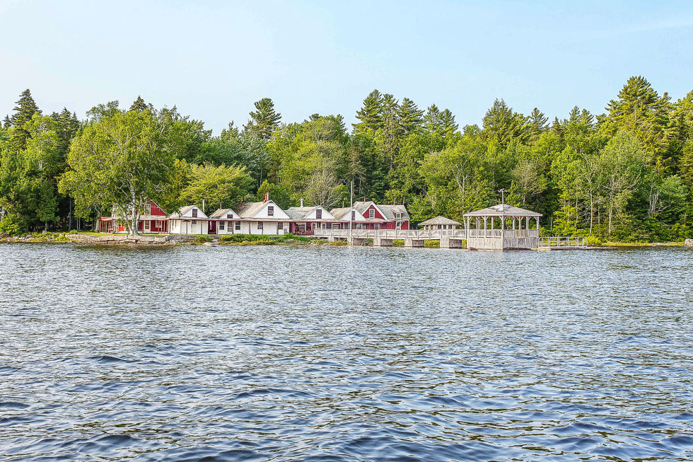 There s tons of room for extended family and friends at this 10 bedroom   seven bathroom compound that also features a dock and tennis and squash  courts. 9 Beautiful Lake Homes for Sale   Lake House Real Estate Listings