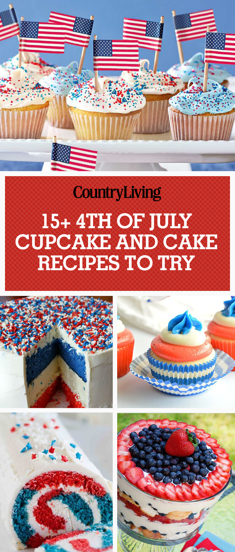 Fourth of july easy cake recipes