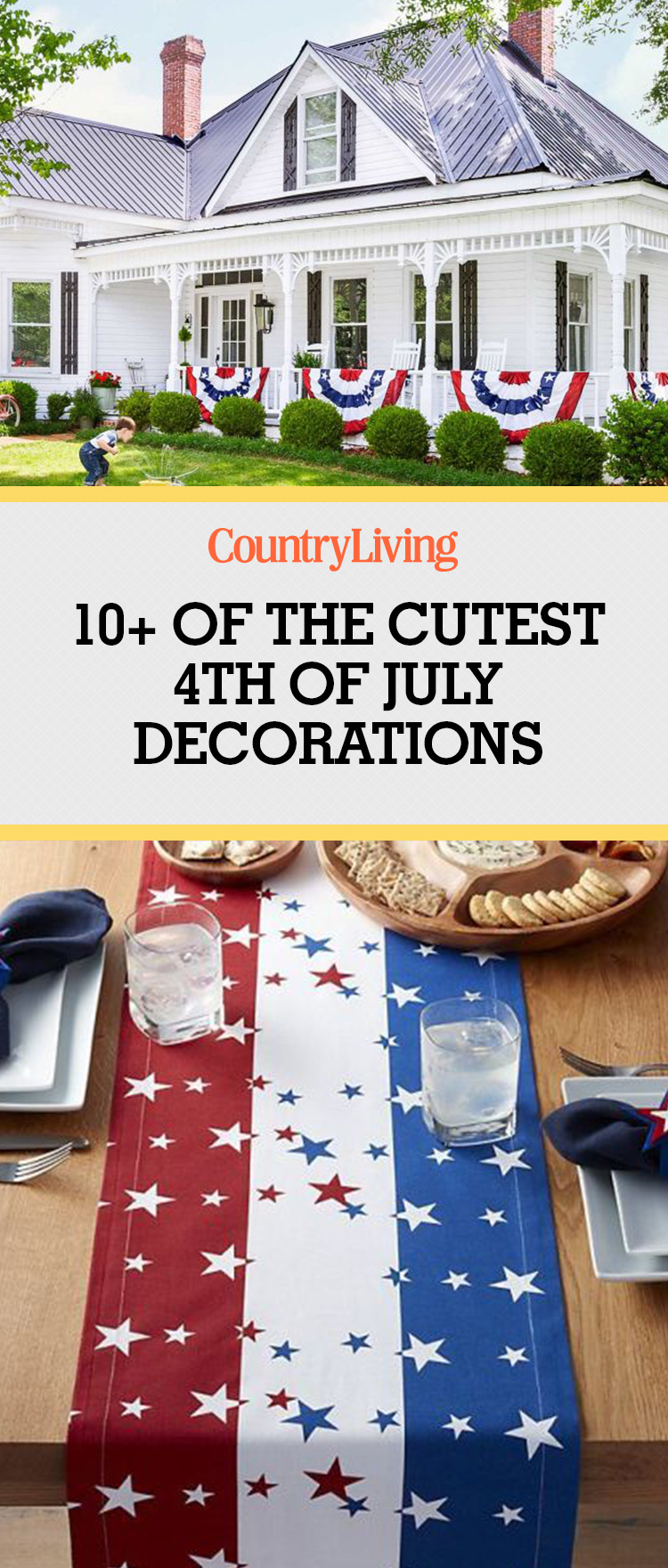 15 best 4th of july decorations under 30 cheap fourth for Decoration 4 july