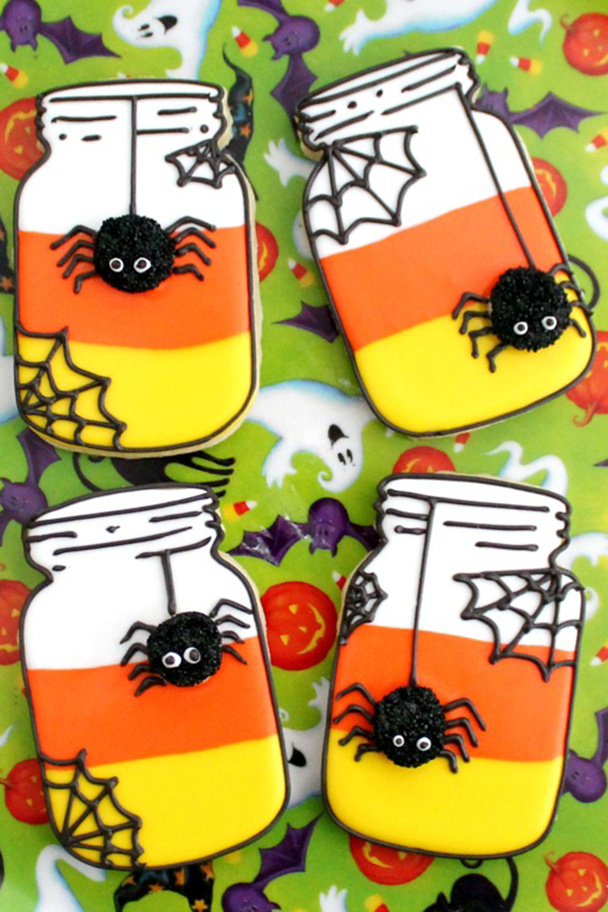 Outdoor Kitchen Ideas Diy 31 Easy Halloween Cookies Recipes Amp Ideas For Cute