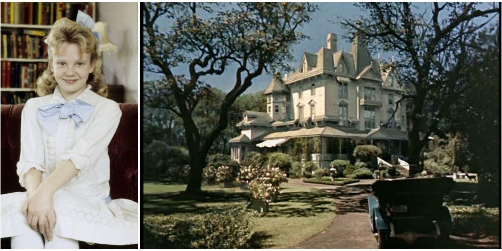 what the house from pollyanna looks like now   the story