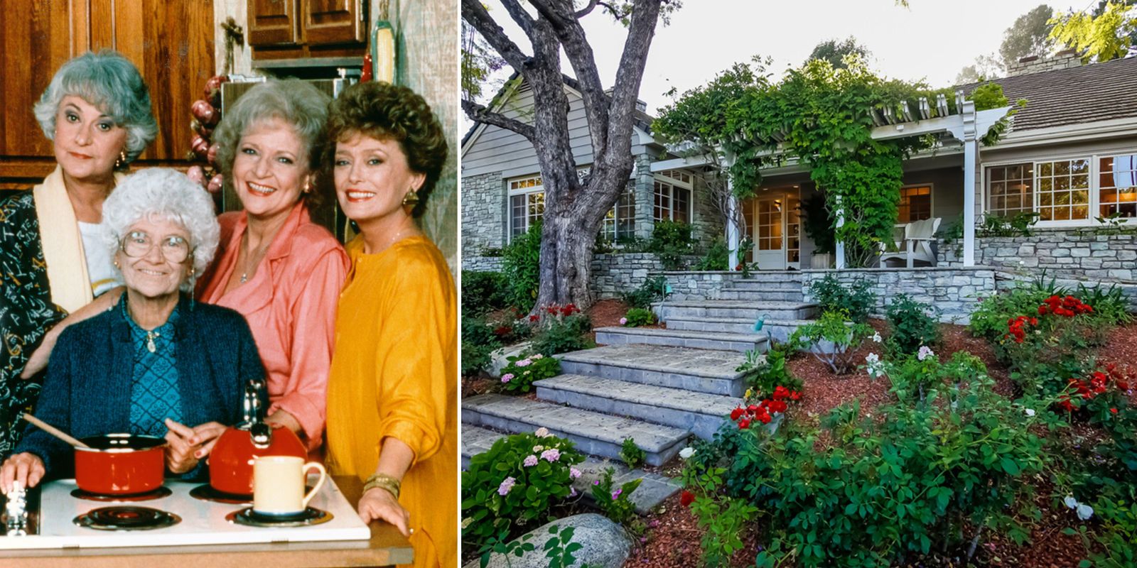 'Golden Girl' Rue McClanahan's Former California Home Is ...