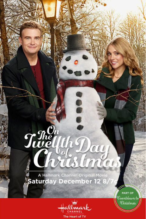Hallmark Christmas in July 2017 - Holiday Movie Lineup