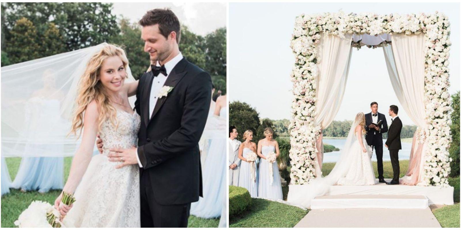 tara lipinski wedding photos tara lipinski wedding cake