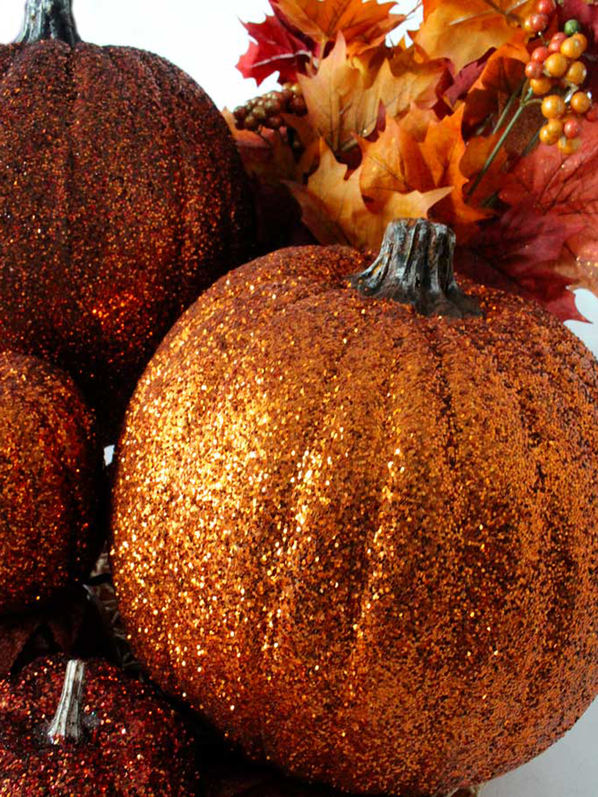 12 Best Glitter Pumpkins Fun Diy Ideas For Decorating