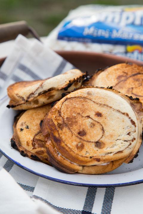 Pie Iron Recipes Camping Food Ideas