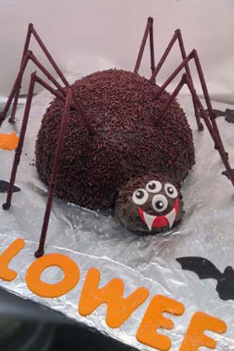 61 Easy Halloween Cakes Recipes And Halloween Cake