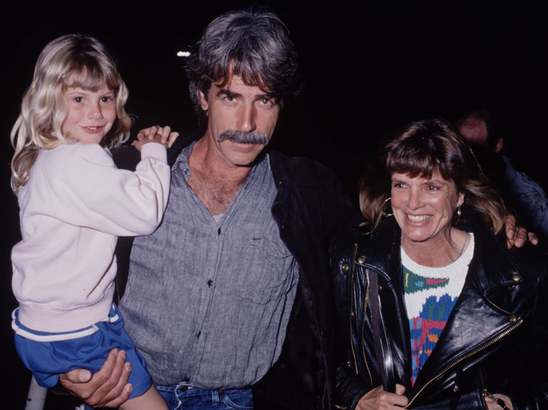 Sam Elliott Katharine Ross Daughter