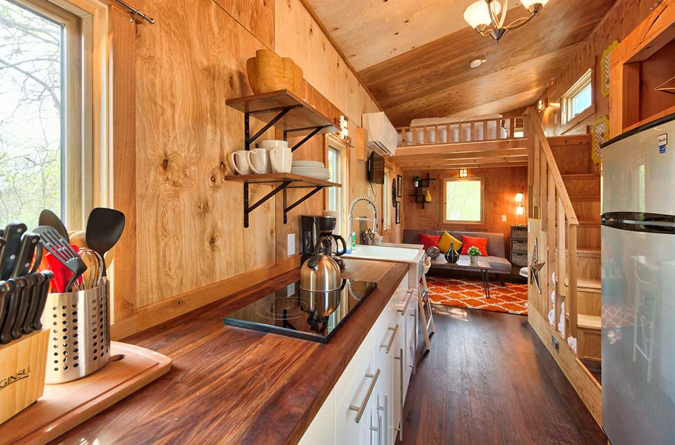 Tiny Homes Designs: Small House Pictures & Plans
