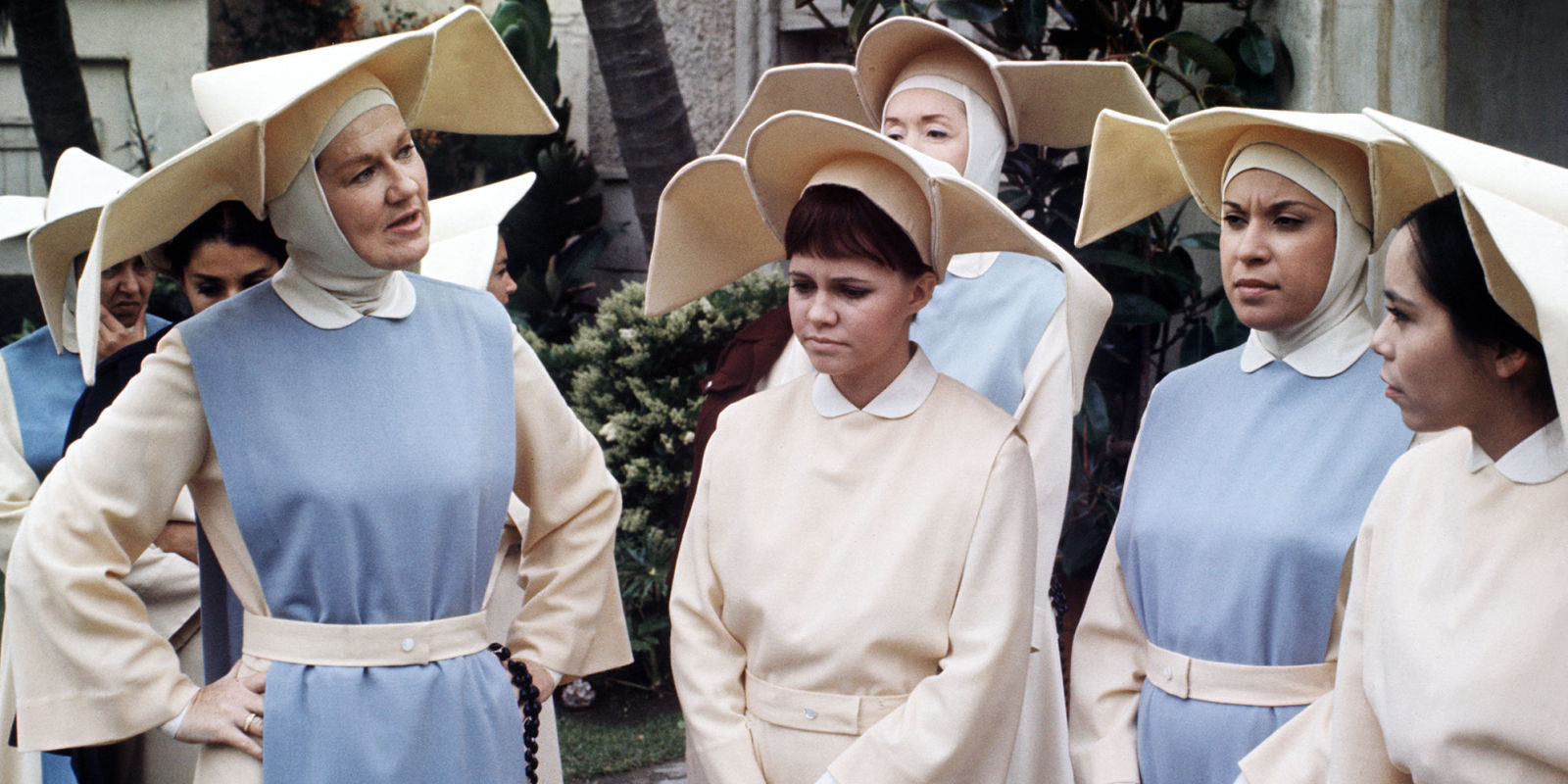 Sally Field Hated Being In The Flying Nun The Flying Nun
