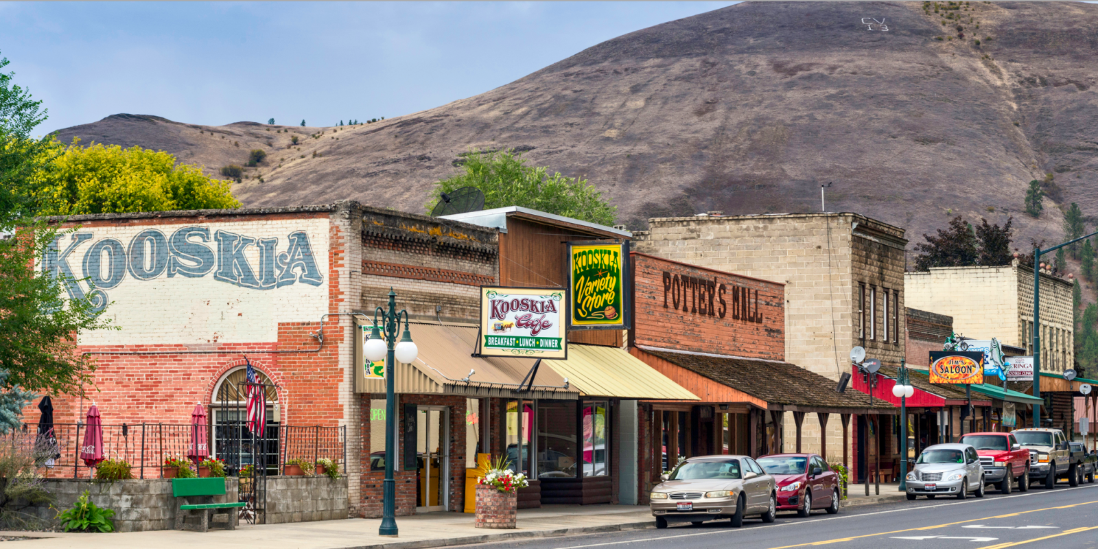 The 50 tiniest towns in the united states smallest town for Best small towns in colorado to visit
