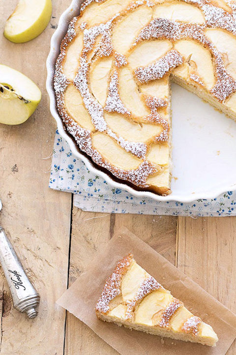 10 Healthy Apple Recipes Low Carb Apple Desserts