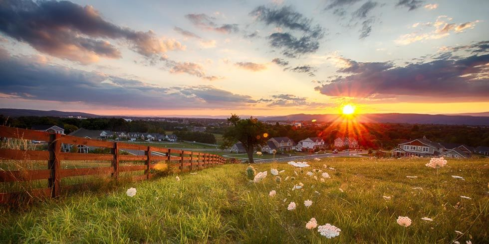 25 Happiest Small Towns In America