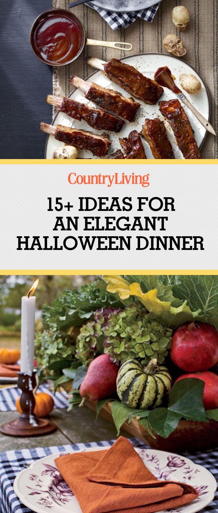 19 halloween dinner ideas menu for halloween dinner party. Black Bedroom Furniture Sets. Home Design Ideas