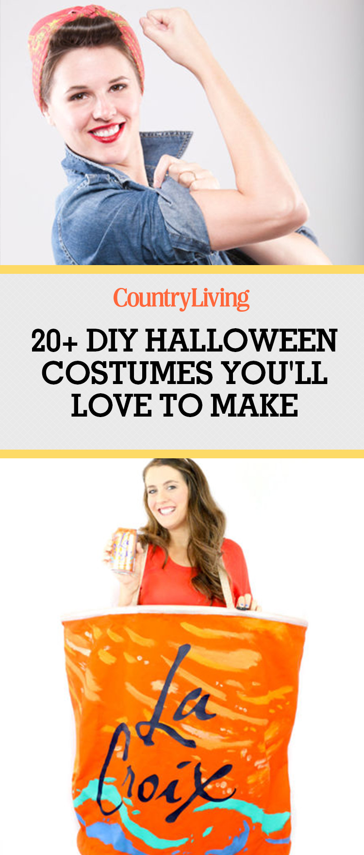 21 diy halloween costumes for women easy last minute homemade costumes for adults. Black Bedroom Furniture Sets. Home Design Ideas