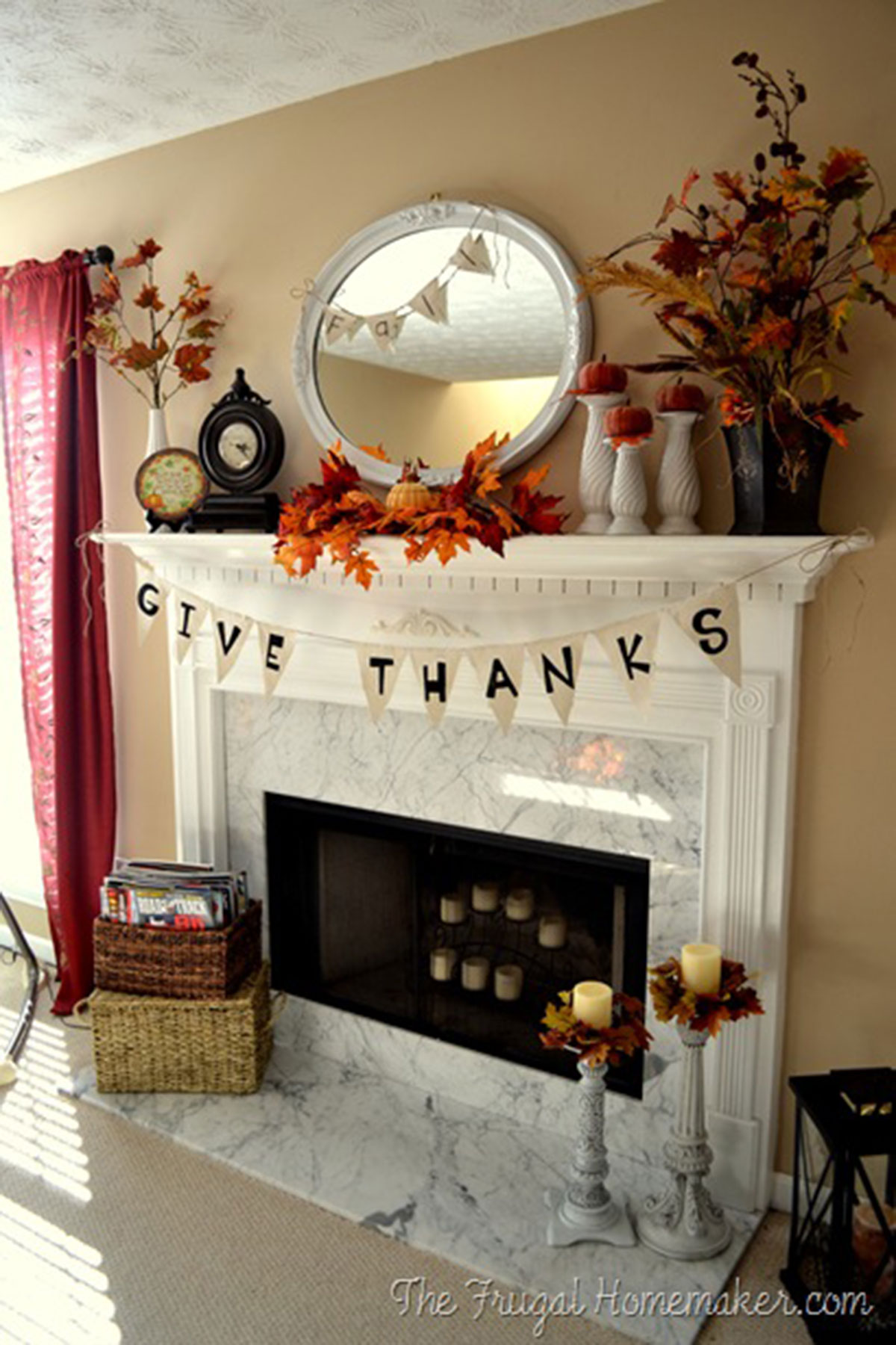 40 easy diy thanksgiving decorations best ideas for thanksgiving