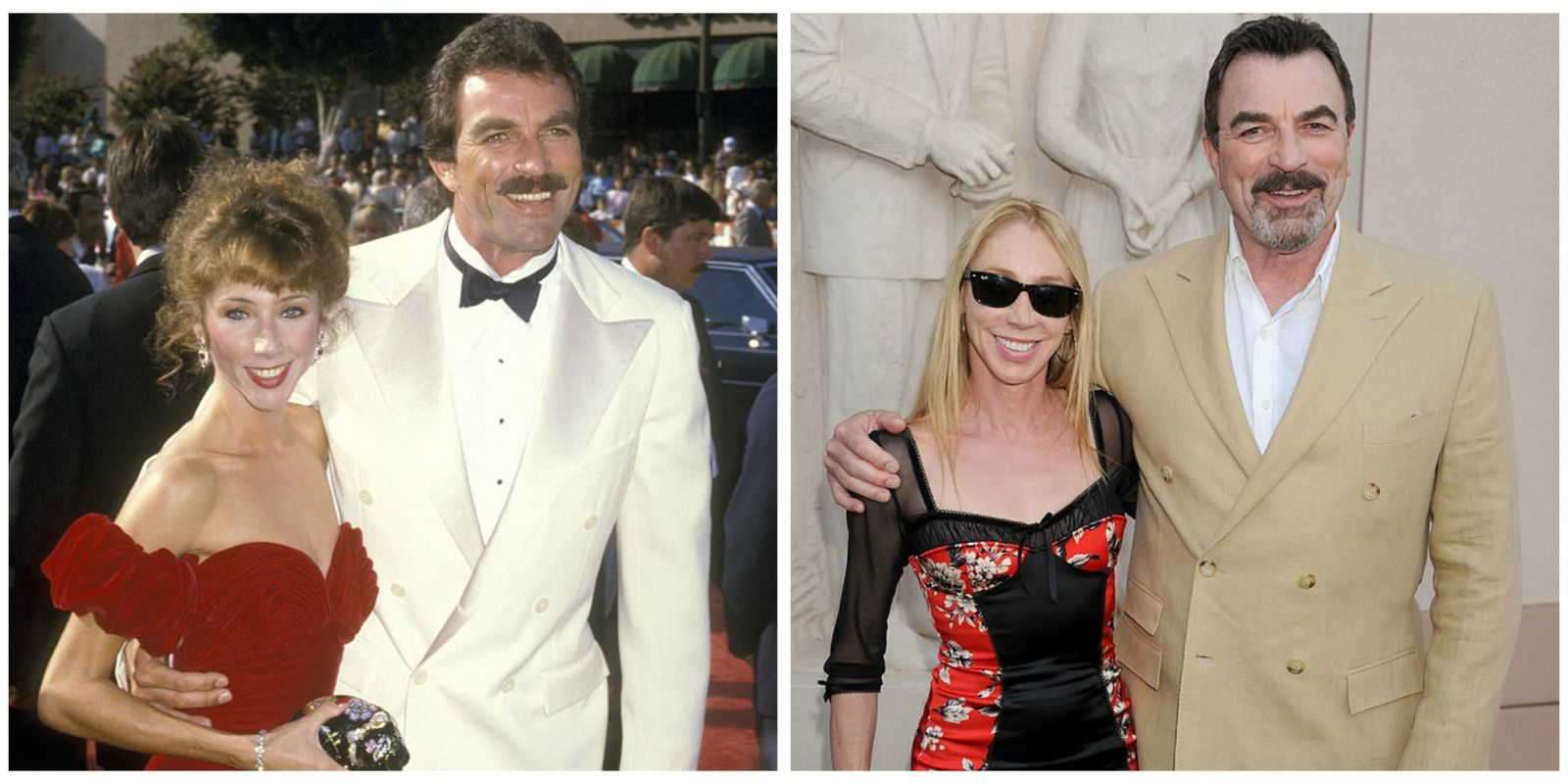 tom selleck and jillie macks 30year marriage how tom