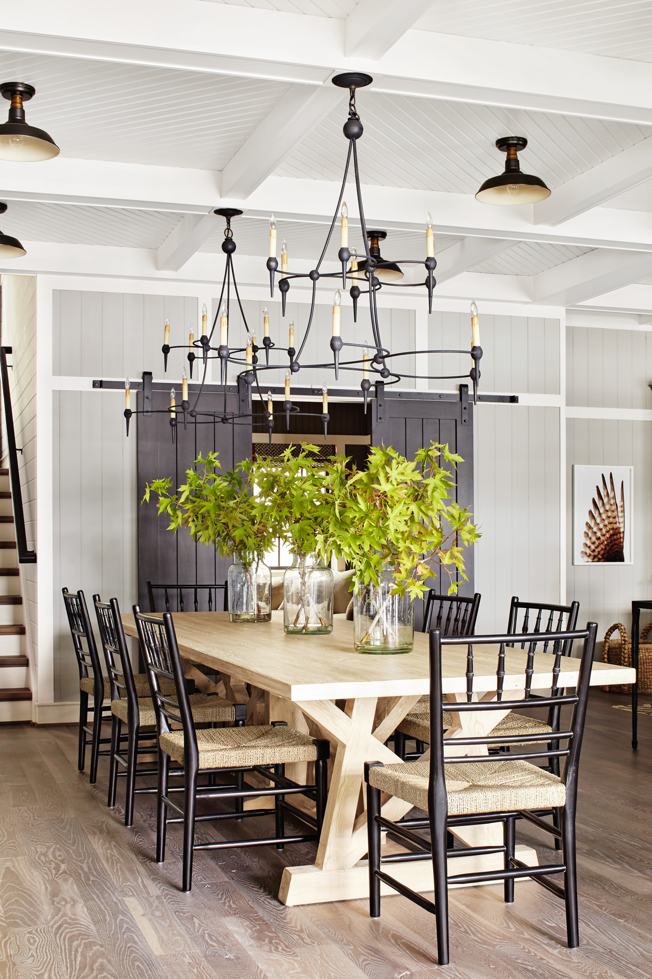 Best farm tables country farmhouse kitchen