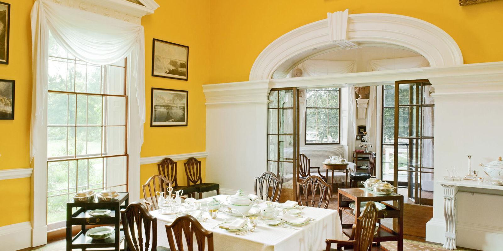 8 famous paint colors through history historic paint colors - Country home interior paint colors ...