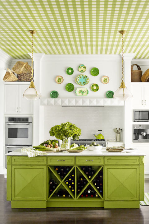 Kitchen Island Green 50+ best kitchen island ideas - stylish designs for kitchen islands