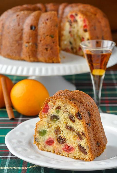 16 Best Christmas Fruit Cake Recipes - How to Make Holiday Fruitcake