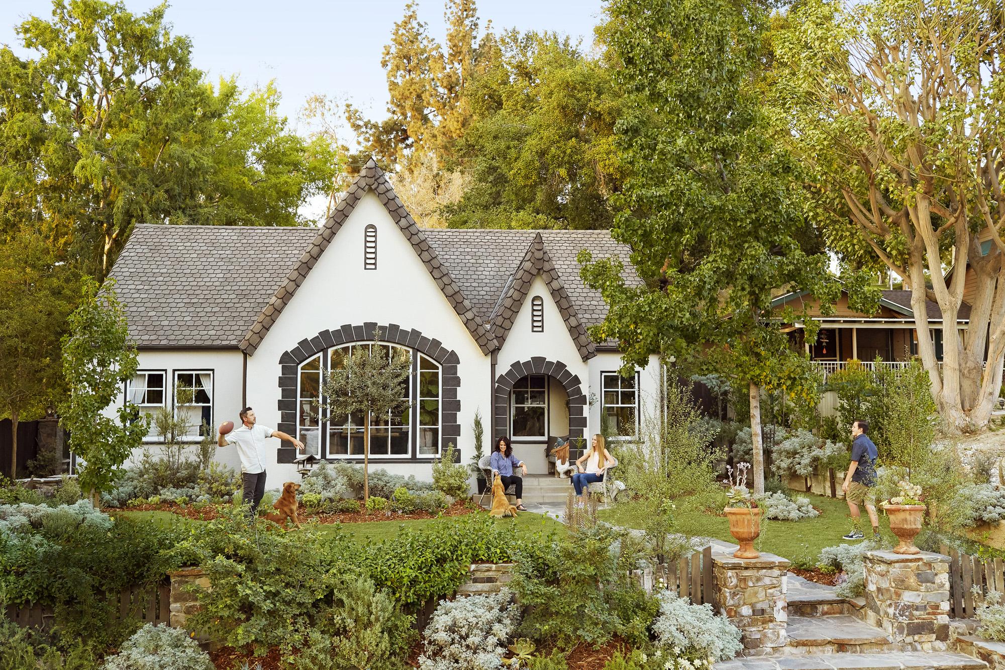 Jeni Maus California 1920s Cottage California Real Estate