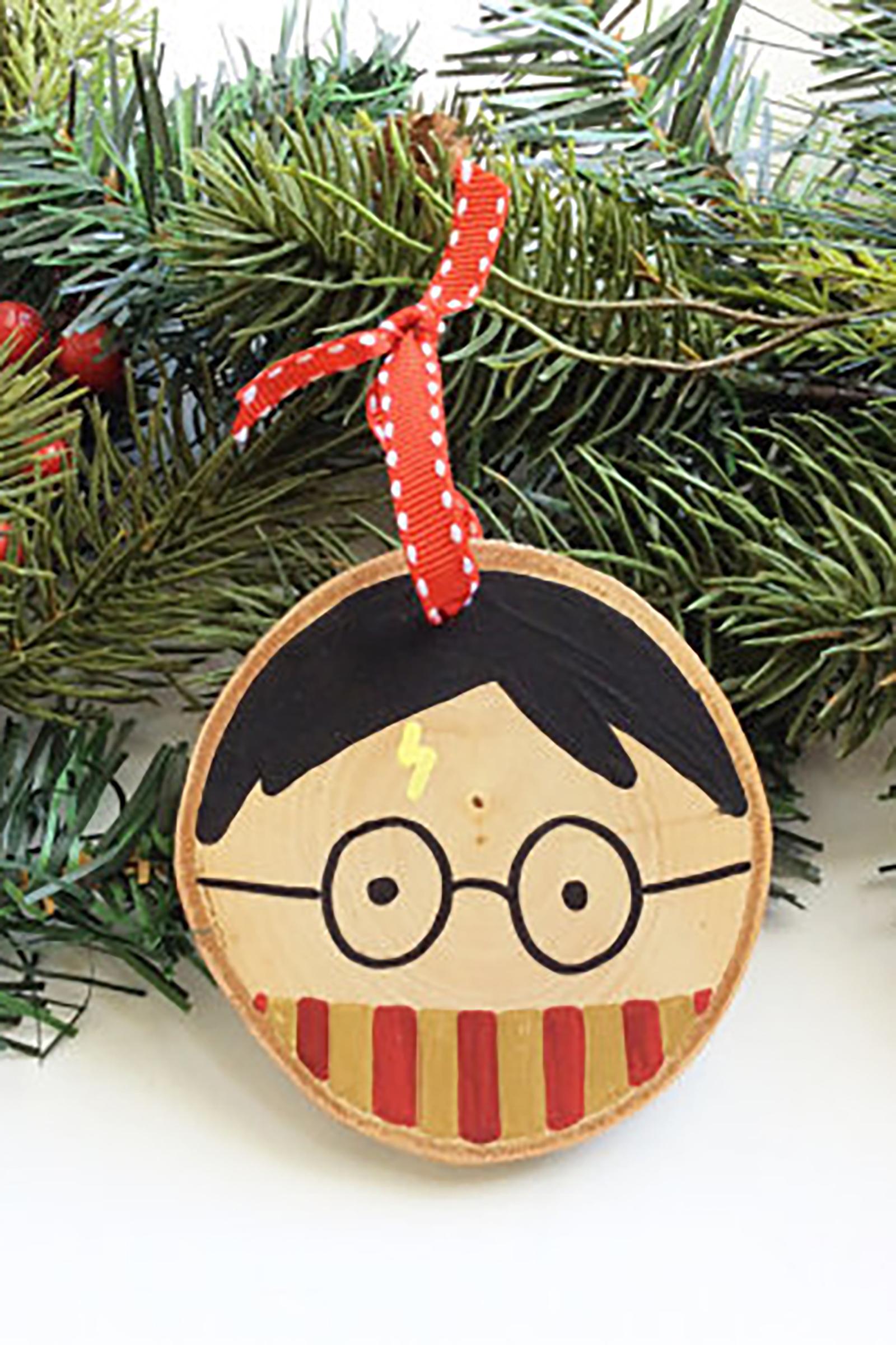 harry potter christmas ornament part 35 piecesbypolly com