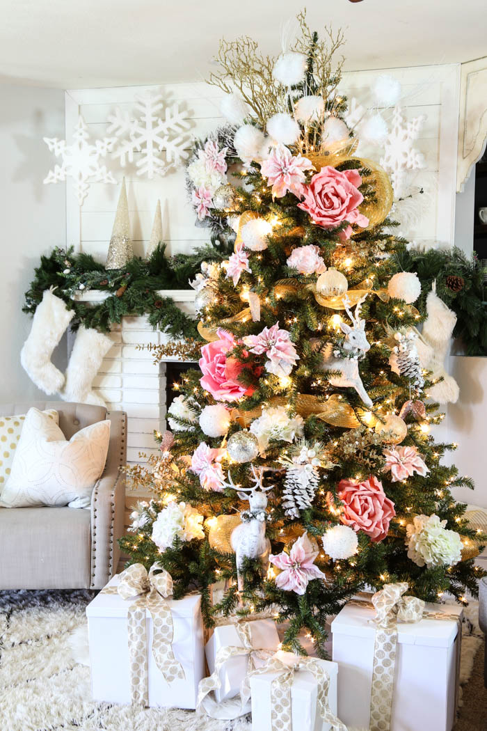 60 best christmas tree decorating ideas how to decorate a christmas tree - Ideas On How To Decorate A Christmas Tree