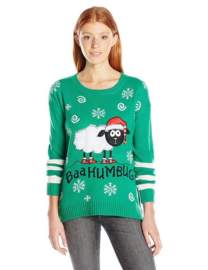 Sweater Christmas Stocking