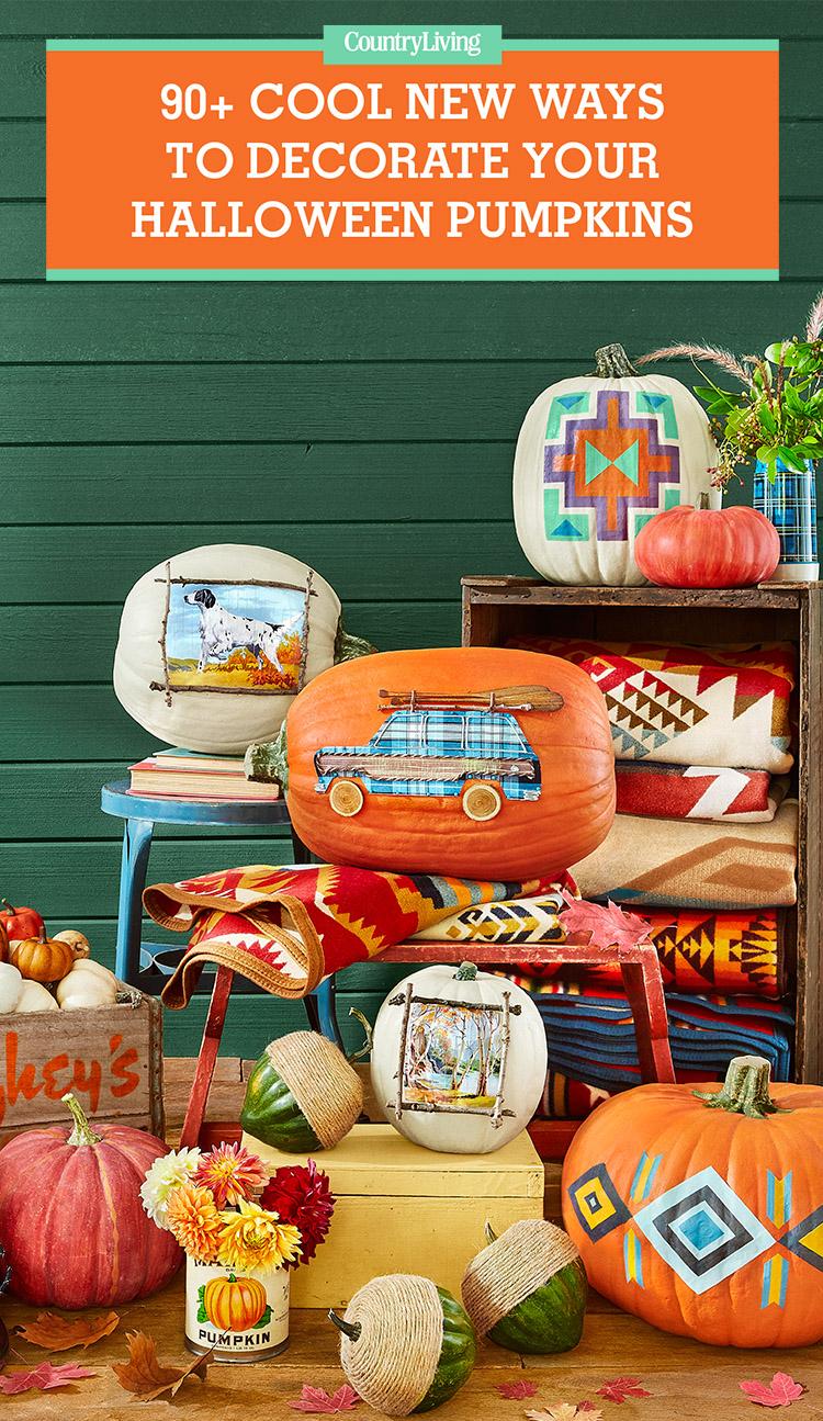 88 Cool Pumpkin Decorating Ideas