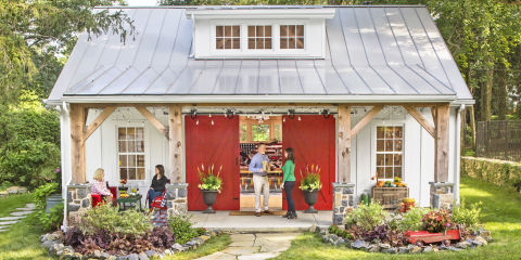 house pictures - tours of beautiful country homes