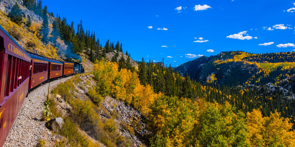 Best Fall Foliage Train Rides Fall Leaf Peeping Train Tours - 8 best places in the us to watch fall foliage