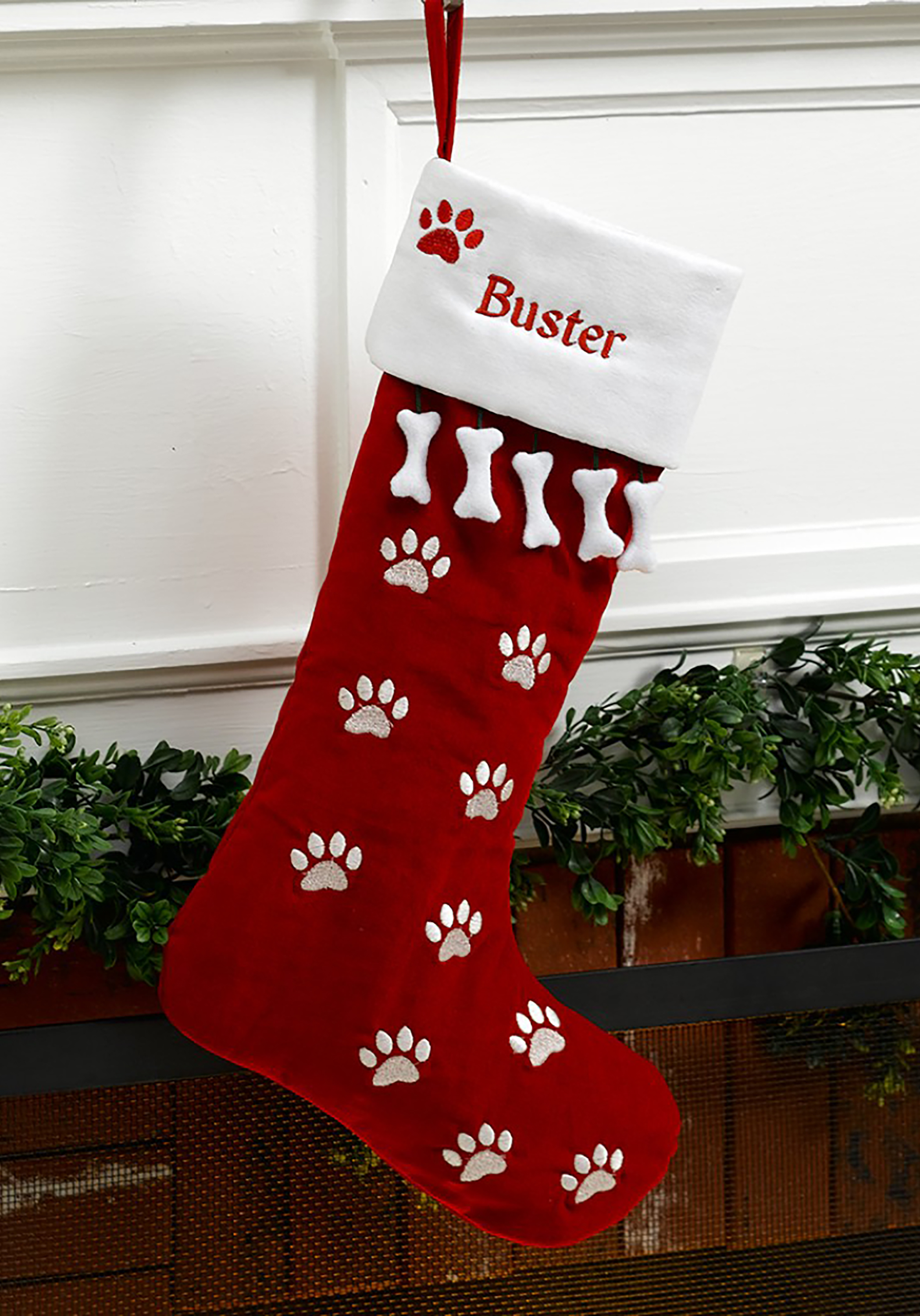 12 Best Dog Christmas Stocking Ideas - Cute Personalized Stockings ...