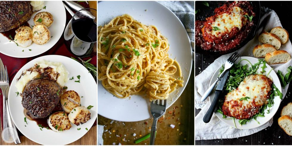 15 Easy Dinner Ideas for Two - Romantic Dinner for Two Recipes