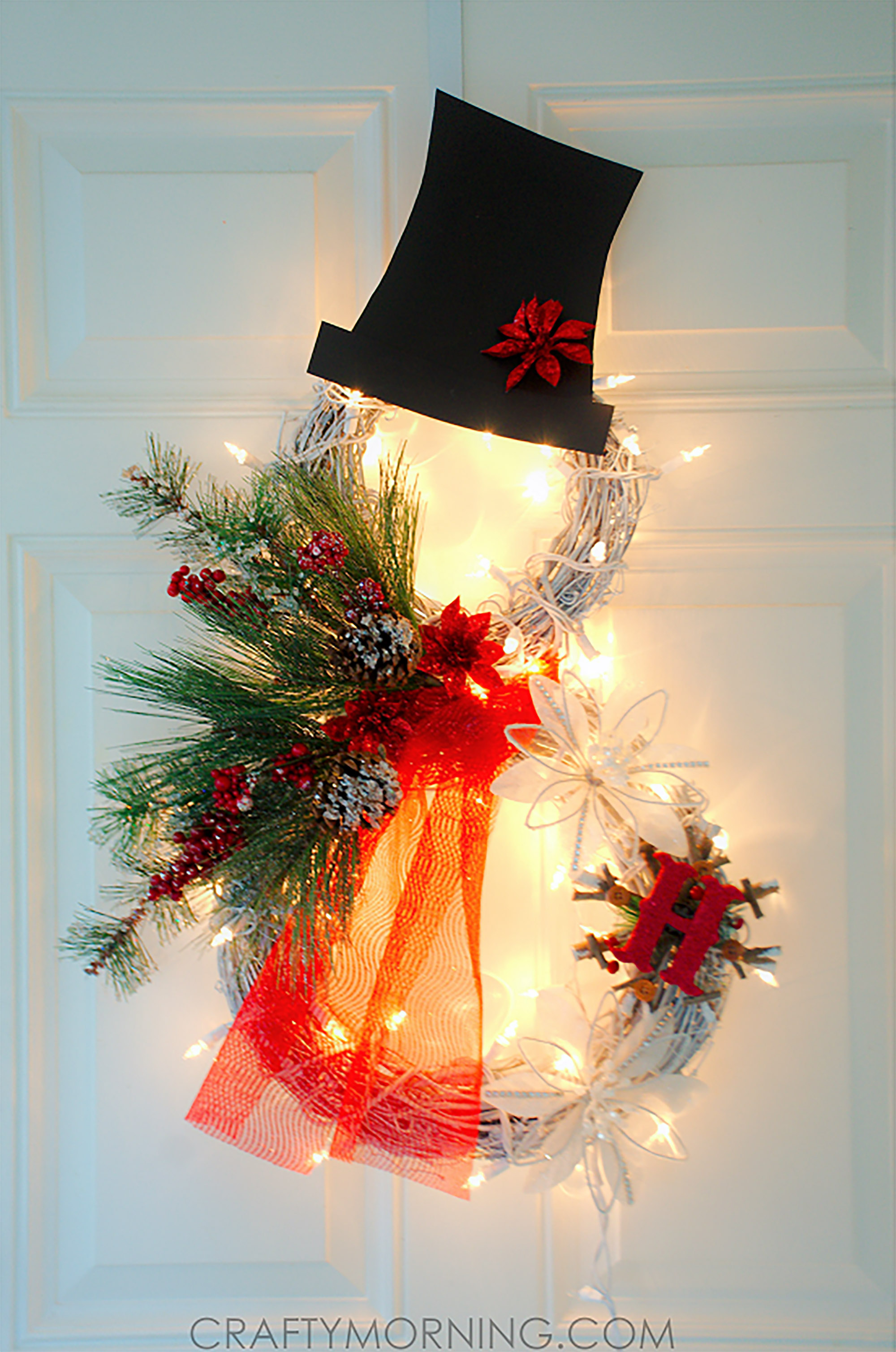 30 easy christmas crafts for adults to make diy ideas for