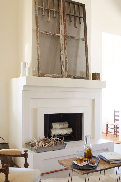 40 Fireplace Design Ideas Mantel Decorating