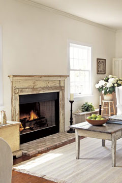 40 fireplace design ideas fireplace mantel decorating ideas - Decorating Ideas For Living Rooms With Fireplaces