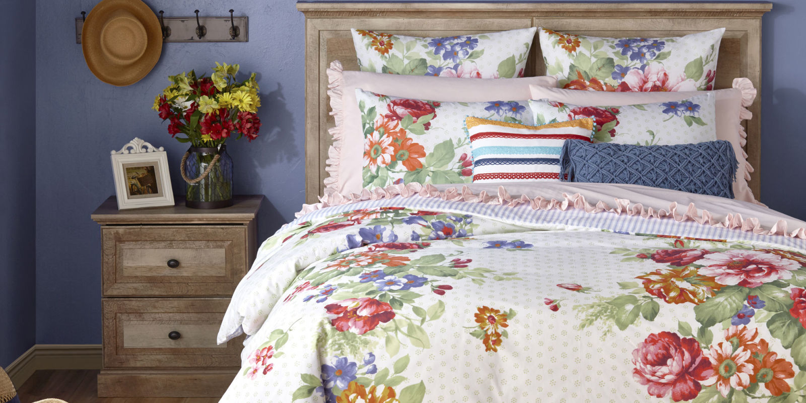 Pioneer Woman Bedding Walmart Sheets