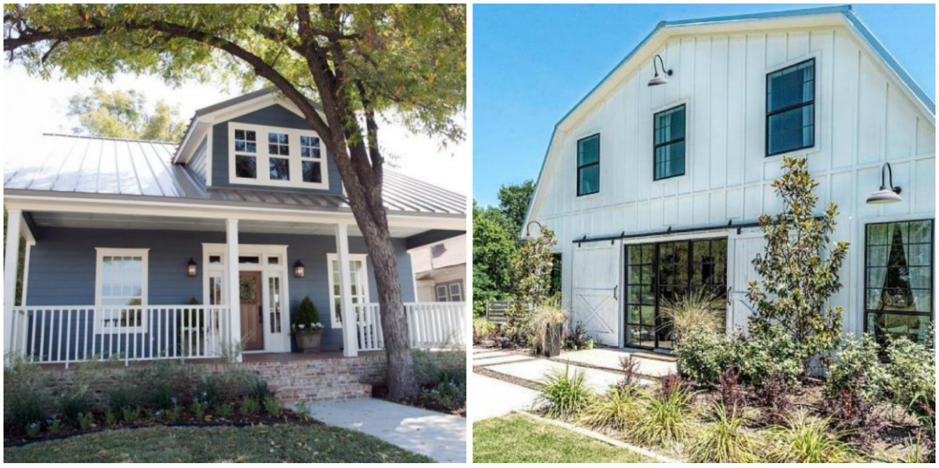 Most popular homes on fixer upper chip and joanna gaines for Fixer upper christmas special 2017