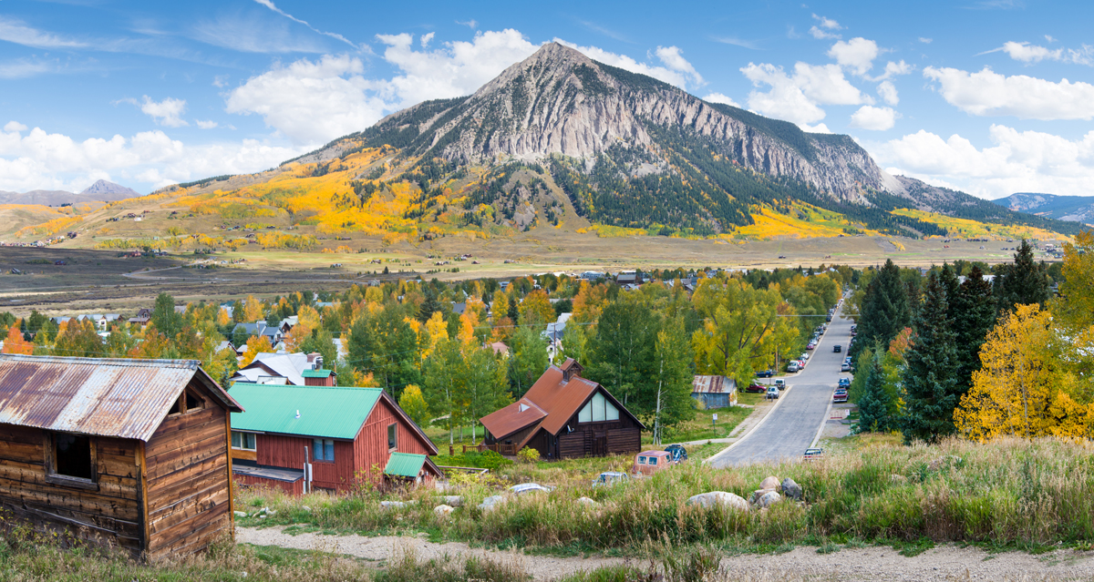 15 best small towns in colorado affordable small for Best colorado mountain towns to live