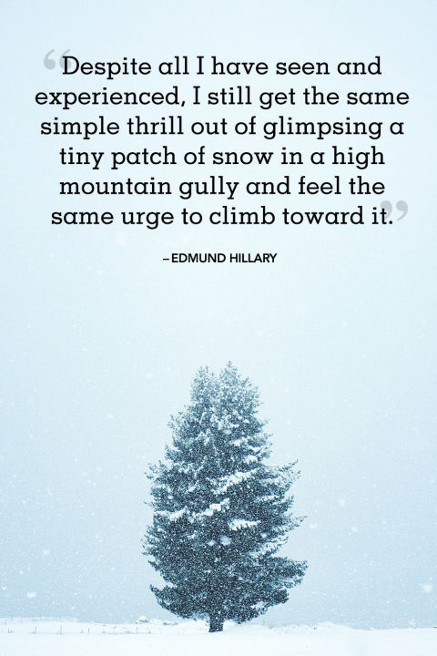 18 Best Winter Quotes Snow Quotes You Ll Love