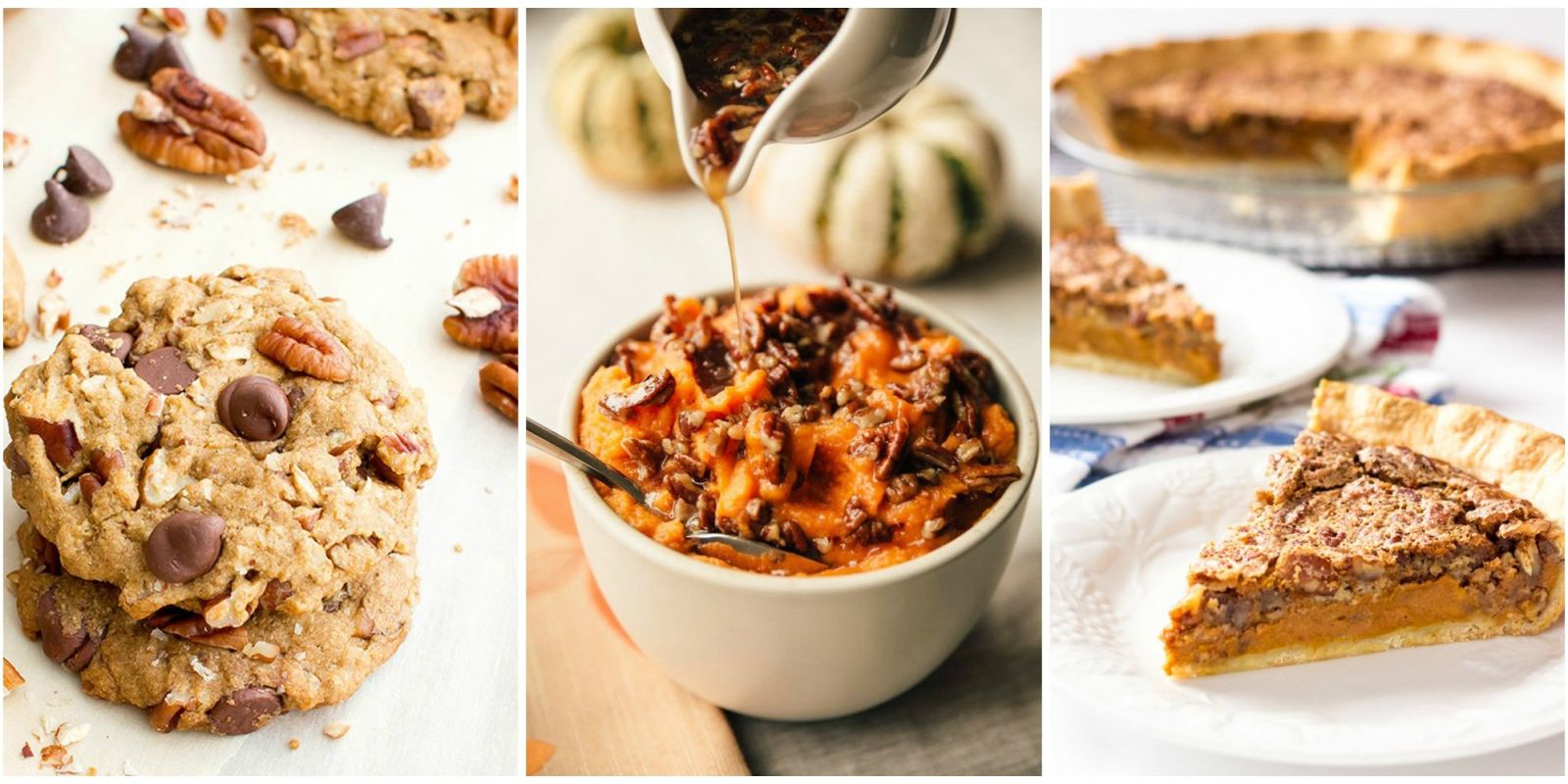 Countryliving Food Drinks Pecan Recipes