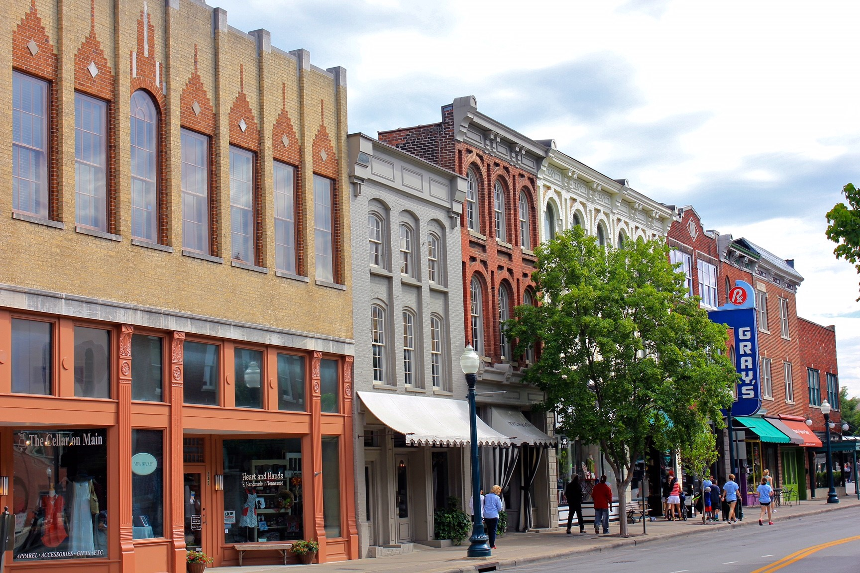 15 Best Small Towns In Tennessee Nice Small Towns To