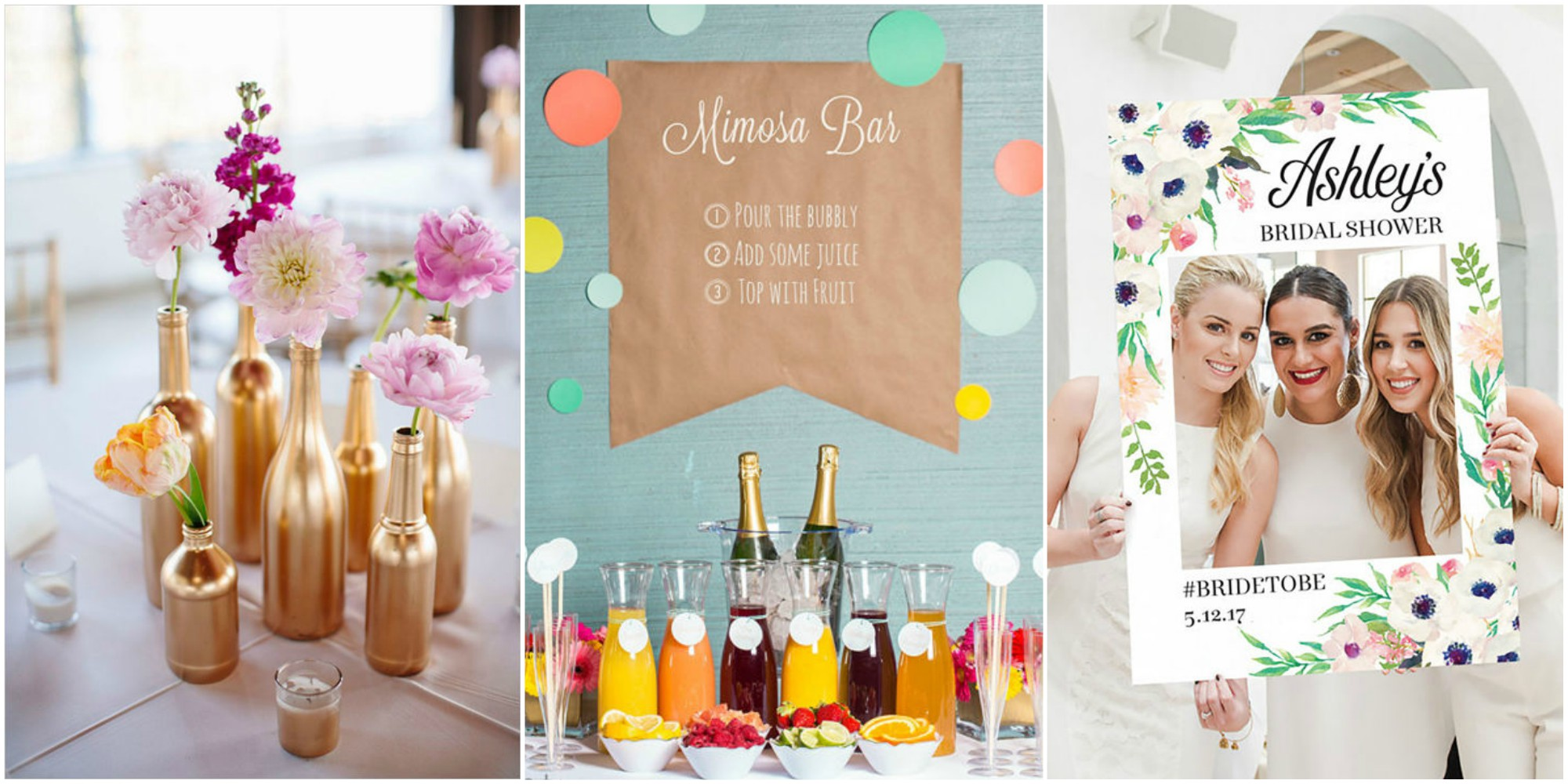 50 best bridal shower ideas fun themes food and for Wedding showers themes