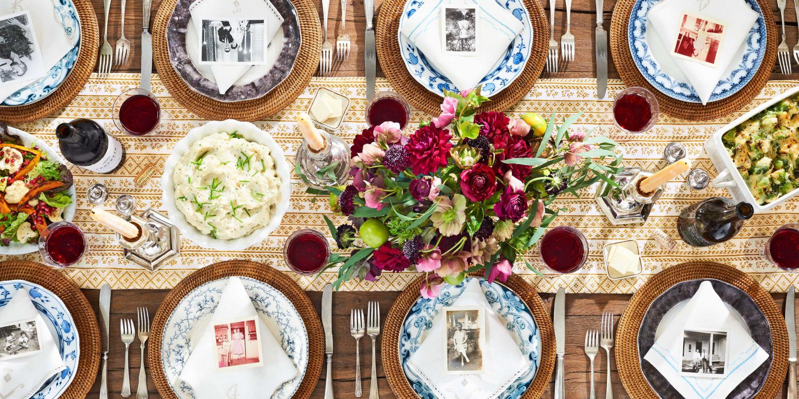 40 thanksgiving table settings thanksgiving tablescapes decoration ideas - Thanksgiving table setting ideas ...