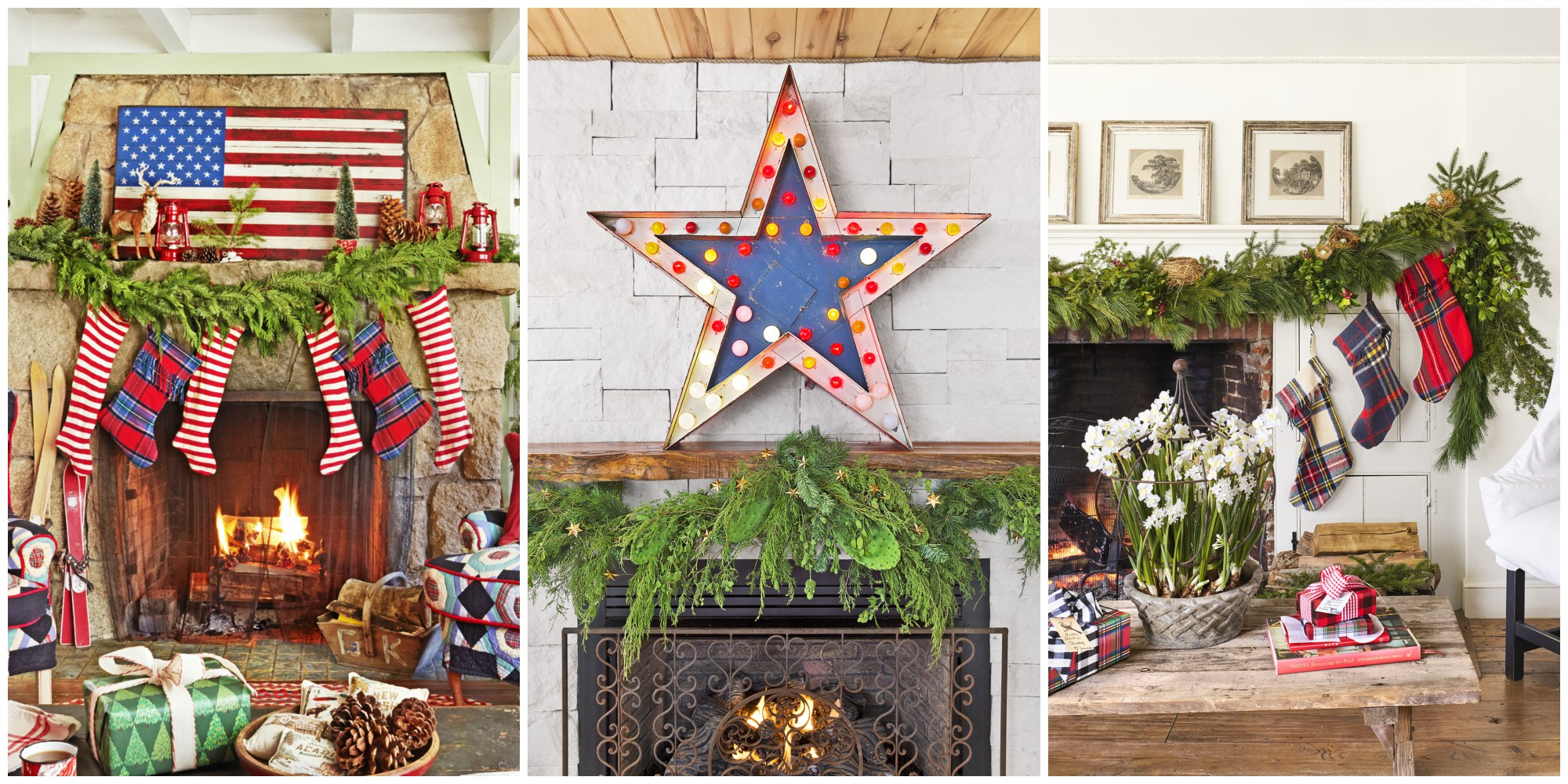 38 Christmas Mantel Decorations Ideas For Holiday