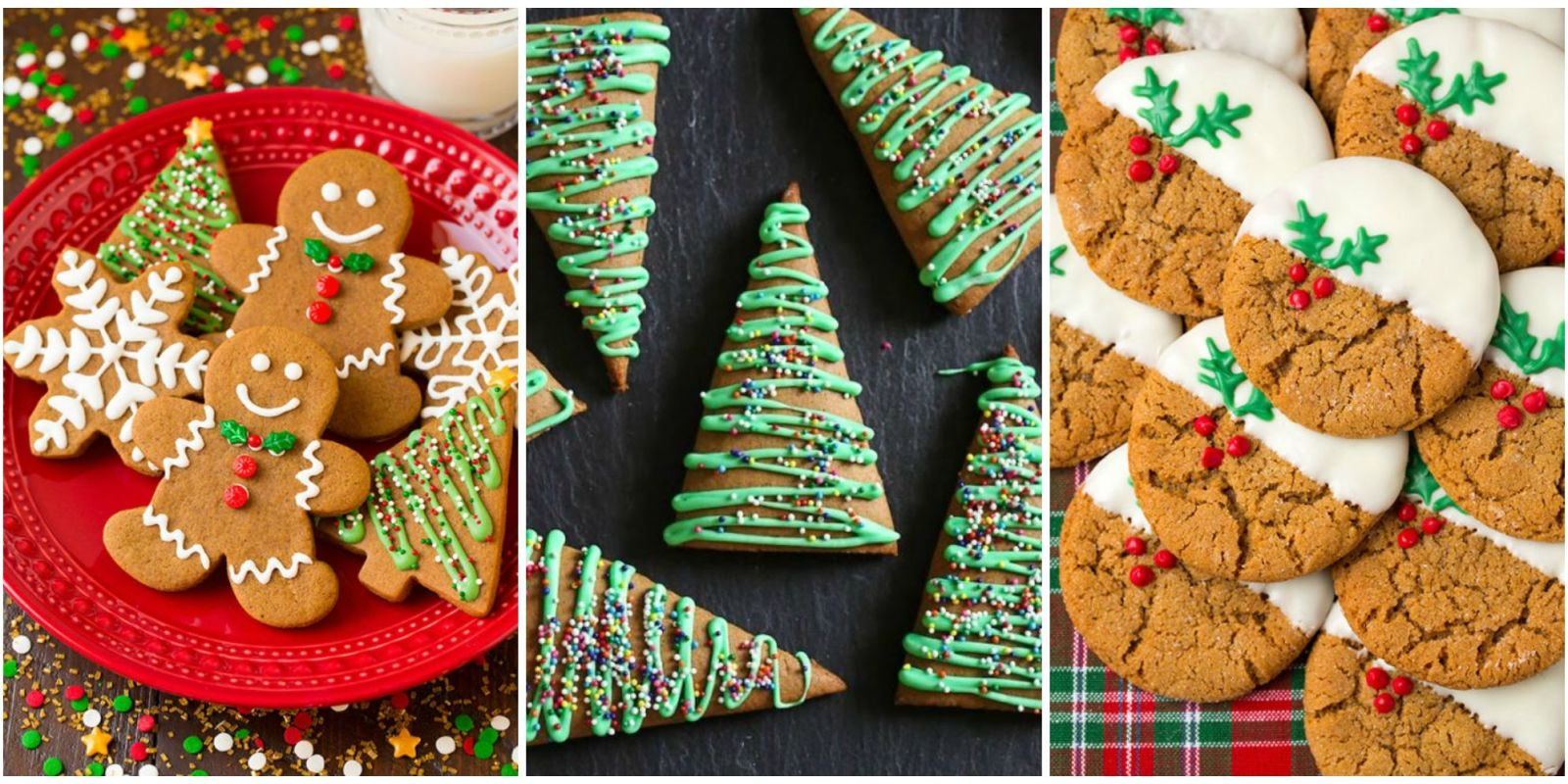 23 Best Gingerbread Cookie Recipes For Christmas
