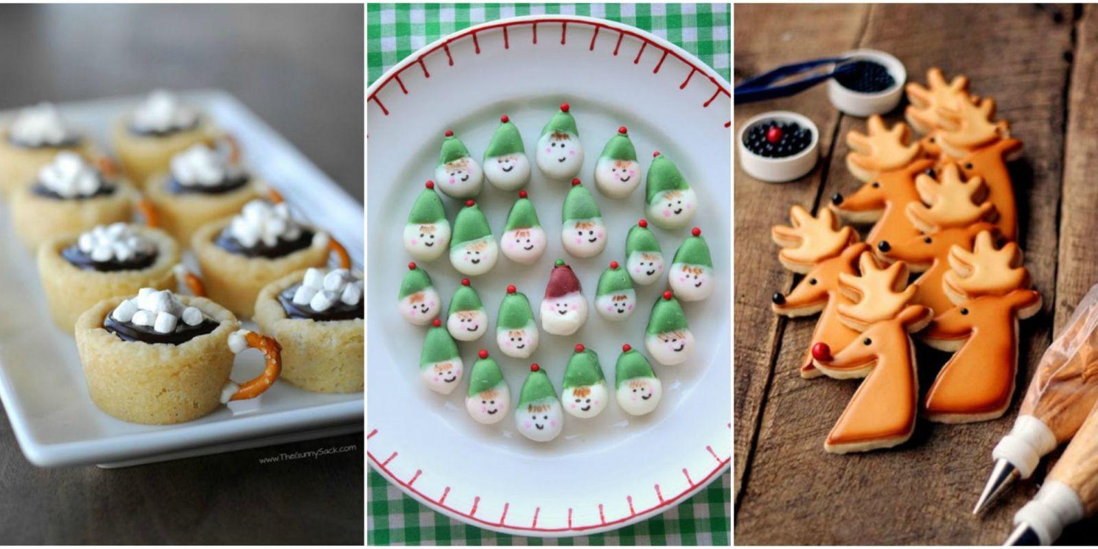 25 Easy Christmas Treats Ideas - Recipes for Holiday ...